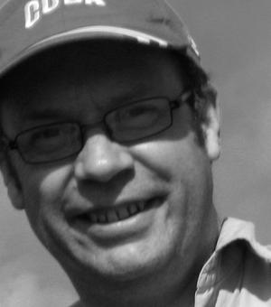 black and white profile picture adam marshalljpg