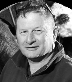 black and white profile picture ian mcneill
